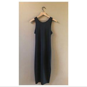 Zara TRF body con dress Sz S